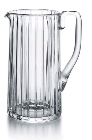 Baccarat Harmonie Pitcher - Home & Decor Boston