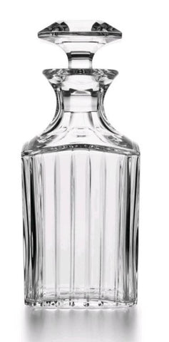 Baccarat Harmonie Whiskey Square Decanter - Home & Decor Boston