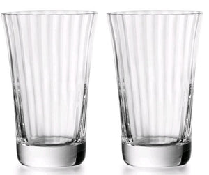 Baccarat Mille Nuits Highball Tumblers Set Of 2 - Home & Decor Boston
