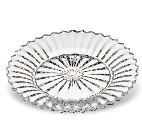 Baccarat Mille Nuits Medium Plate - Home & Decor Boston