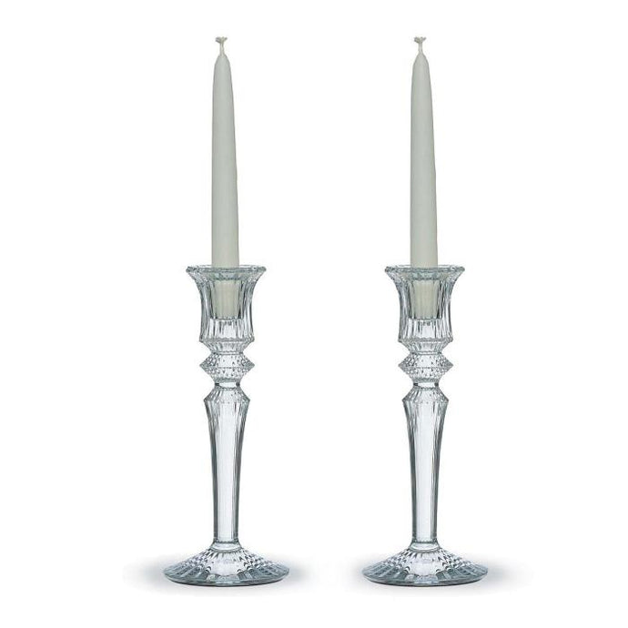 Baccarat Mille Nuits Tall Candlesticks - Boston