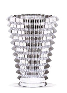 Baccarat Small Oval Eye Vase - Home & Decor Boston