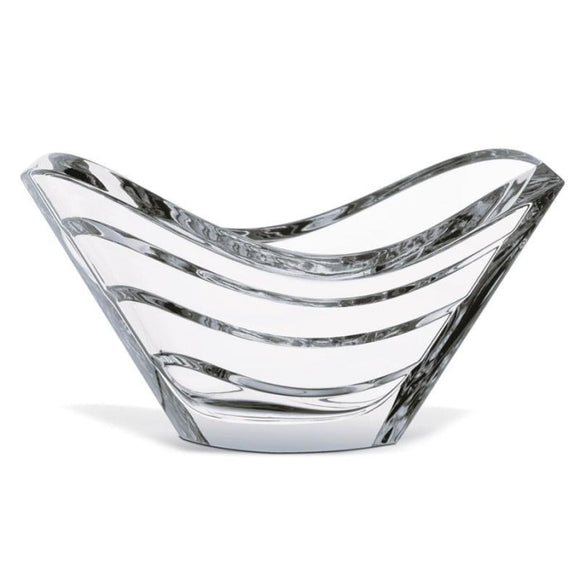 Baccarat Wave Bowl - Home & Decor Boston