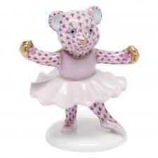 Ballerina Bear - Boston