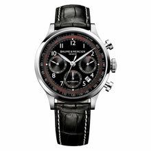 Load image into Gallery viewer, Baume & Mercier Capeland Chronograph 42Mm Stainless Steel (10084) - Watches Boston