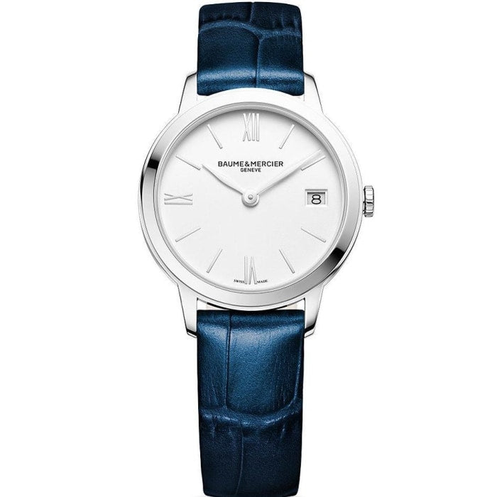 Baume & Mercier Classima 31Mm Stainless Steel (10353) - Watches Boston
