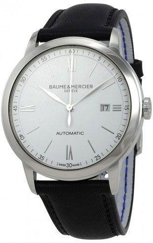 Baume & Mercier Classima 42mm Steel Automatic - Boston
