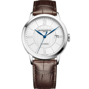 Baume & Mercier Classima Stainless Steel 40Mm (10214) - Watches Boston