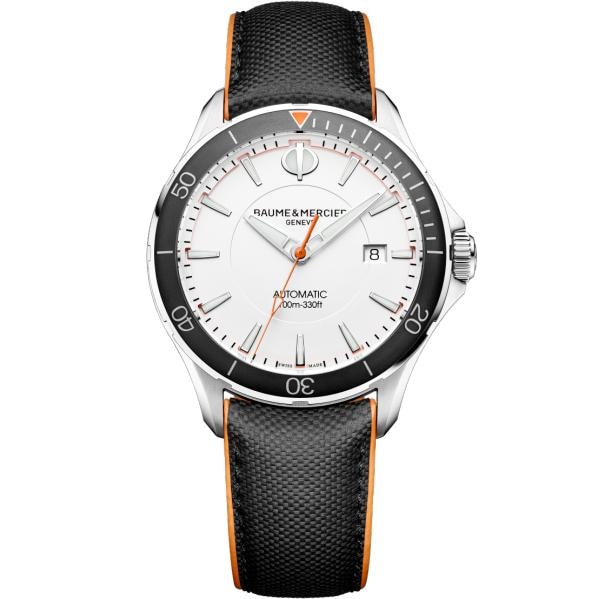 Baume & Mercier Clifton Club Automatic 42Mm Stainless Steel (10337) - Watches Boston