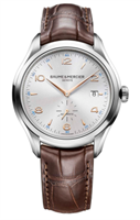 Baume & Mercier Clifton Small Seconds Automatic 41Mm Stainless Steel (10054) - Watches Boston