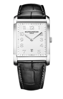 Baume & Mercier Hampton 31X47Mm Stainless Steel (10154) - Watches Boston