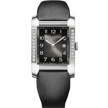 Load image into Gallery viewer, Baume & Mercier Hampton Ladies 27Mm Stainless Steel W/ Diamonds (10022) - Watches Boston