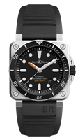 Bell & Ross Br 03-92 Diver 42Mm Stainless Steel (Br0392-D-Bl-St/srb) - Watches Boston