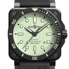 Bell & Ross BR03-92 Diver Full Lum Ceramic - Boston