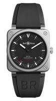 Bell & Ross Br 03-92 Horograph 42Mm Stainless Steel (Br0392-Hor-Blc-Srb) - Watches Boston