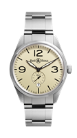 Bell & Ross Br 123 Original Beige 41Mm Stainless Steel (Brv123-Bei-St-Sst) - Watches Boston