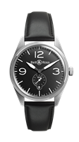 Bell & Ross Br 123 Original Black 41Mm Stainless Steel (Brv123-Bl-St/sca) - Watches Boston