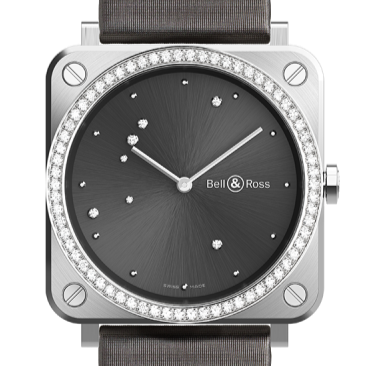 Bell & Ross Quartz Eagle Grey Dial - Boston