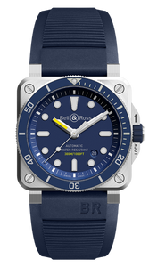 Bell & Ross Diver Blue (Br 03-92) - Boston