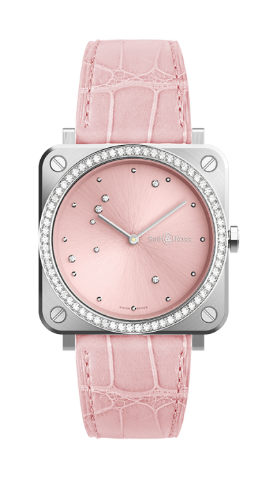 Bell & Ross S Pink Diamond EagelAGLE DIAMONDS - Boston