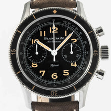 Load image into Gallery viewer, Blancpain Air Command Chronograph Special Edition Stainless Steel 42.5mm (AC01 1130 63A) - Boston