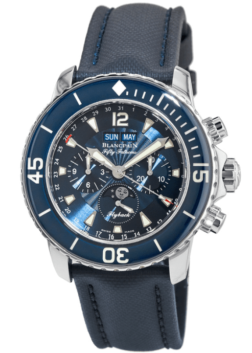 BLANCPAIN FIFTY FATHOM MP - Boston