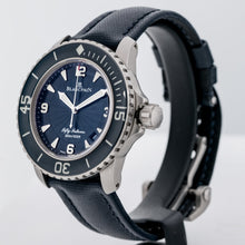 Load image into Gallery viewer, Blancpain Fifty Fathoms Automatique Brushed Titanium 45mm (5015-12B40-O52A) - Boston