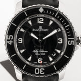 Blancpain Fifty-Fathoms Automatique Stainless Steel 45mm (5015-1130-52) - Boston