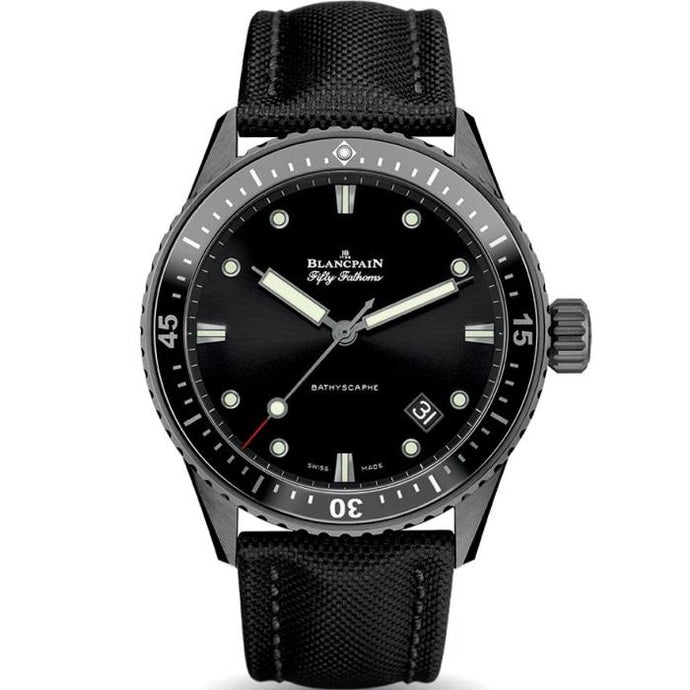 Blancpain Fifty Fathoms Bathyscaphe Automatic 43mm - Boston