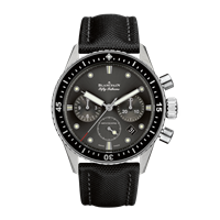Blancpain Fifty Fathoms Bathyscaphe Chronographe Flyback Stainless Steel 43Mm (5200-1110-B52A) - Watches Boston