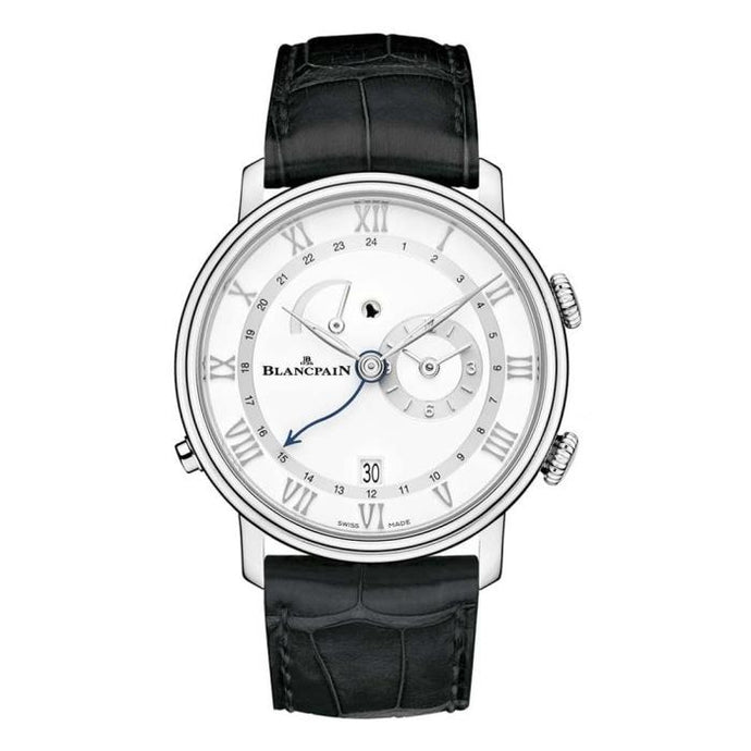Blancpain Villeret Double GMT Alarm Pwr Rsrv - Boston