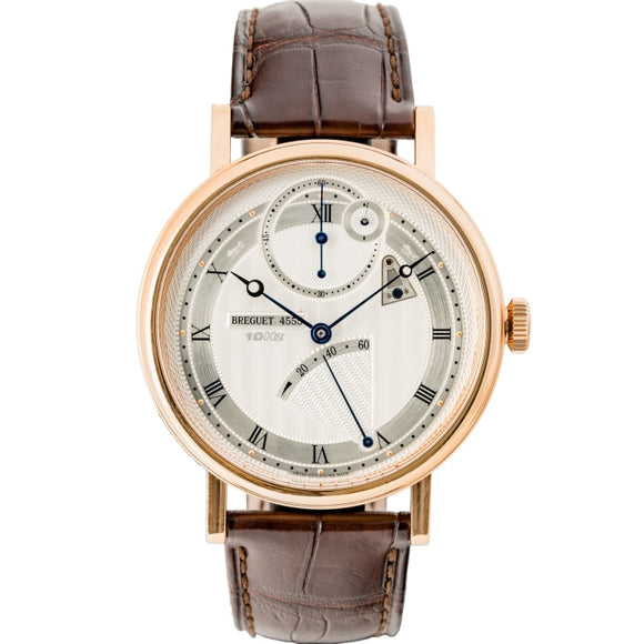 Breguet Classique 10 Hertz Rose Gold 42mm (7727) - Boston