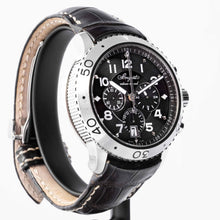 Load image into Gallery viewer, Breguet Transatlantique Type XXI Flyback Stainless Steel 42.5mm (3810ST/92/9ZU) - Boston