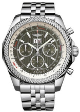 Load image into Gallery viewer, Breitling Bentley 6.75 Stainless Steel 49Mm (A4436412/f568/990A) - Watches Boston