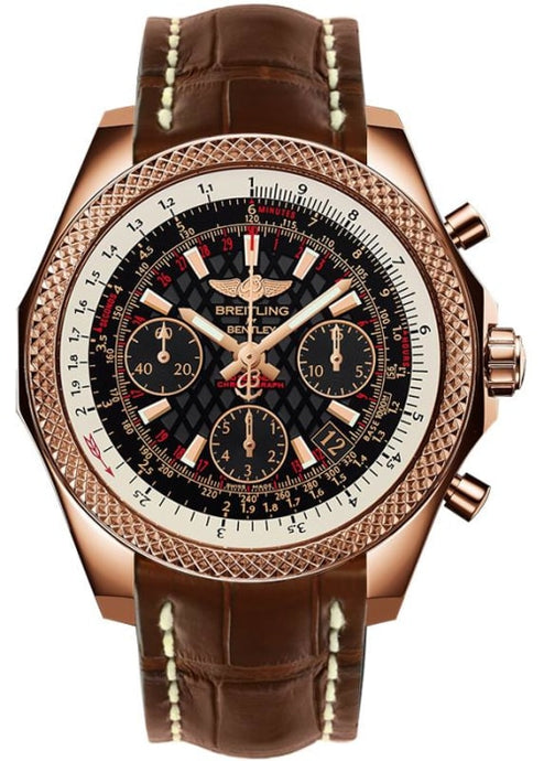 Breitling Bentley B06 44Mm Rose Gold Head Only (Rb061221/be24) - Watches Boston