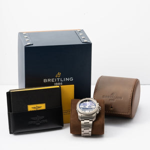 Breitling Cockpit B50 Titanium 46mm (EB501022/BD40/176E) - WATCHES Boston