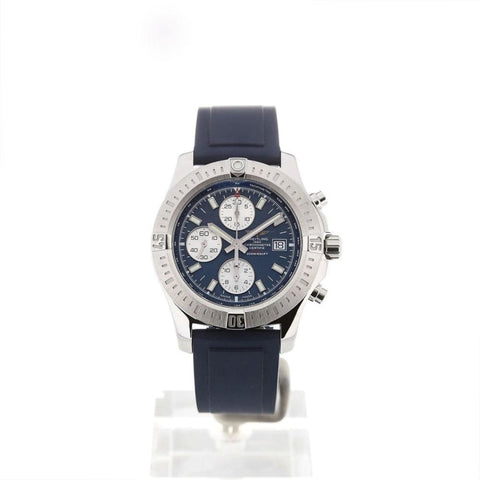 Breitling Colt 44Mm Chronograph Stainless Steel/rubber (A7338811/c905/145S/a20S.1) - Watches Boston