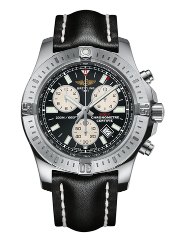 Breitling Colt Chronograph 44Mm Stainless Steel Head Only (A7338811/bd43) - Watches Boston