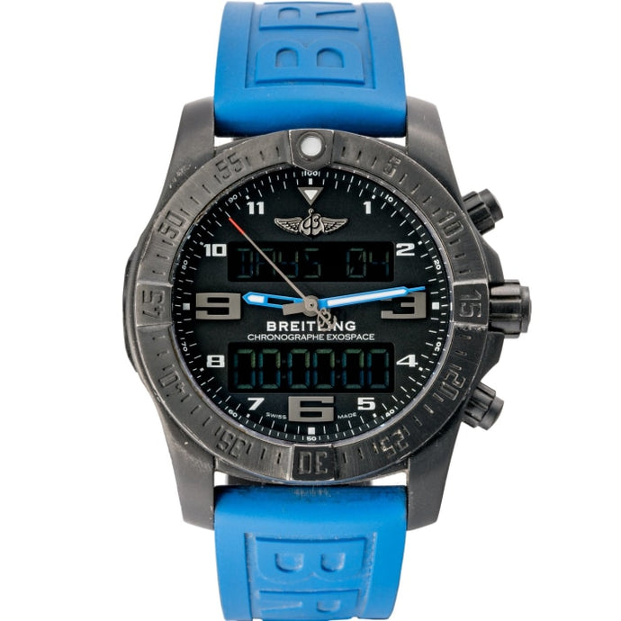 Breitling Exospace B55 Black Titanium Volcano Black Dial 46mm (EB5510H2/BE45/235S) - Boston