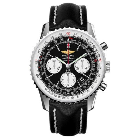 Breitling Navitimer 01 43Mm Stainless Steel (Ab012012/bb01) - Watches Boston