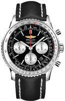 Breitling Navitimer 01 46Mm Stainless Steel (Ab012721/bd09) - Watches Boston