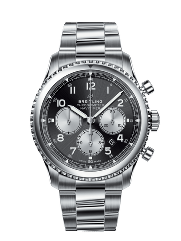 Breitling Navitimer 8 Bo1 Chronograph 43Mm Stainless Steel (Ab0117131B1A1) - Watches Boston