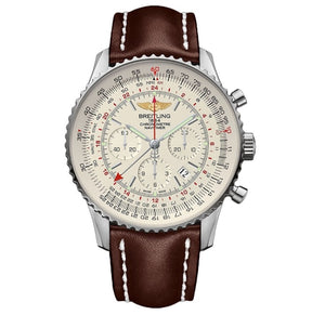 Breitling Navitimer Gmt 48Mm Stainless Steel (Ab044121/g783) - Watches Boston