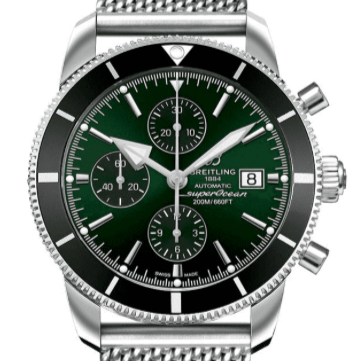 Breitling Superocean Heritage II Chr 46 HEAD LE - Boston