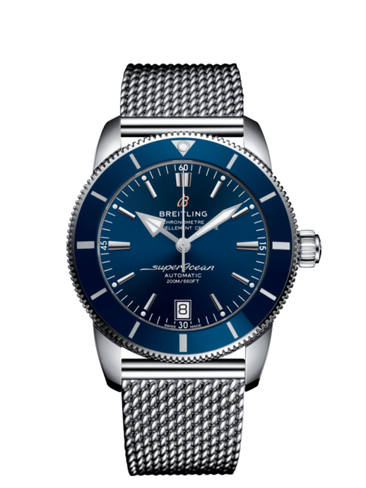 Breitling Superocean Heritiage Ii B20 Automatic 42Mm Stainless Steel (Ab2010161C1A1) - Watches Boston