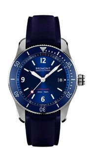 Bremont Supermarine Type 300 40Mm Stainless Steel (S300/bl) - Watches Boston