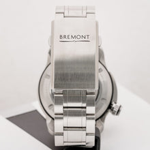 Load image into Gallery viewer, Bremont Supermarine Waterman Stainless Steel 43mm (S500-Waterman) - Limited to 300 - Boston