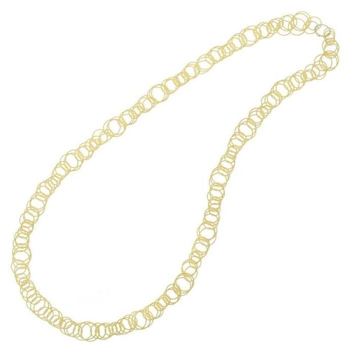 Buccellati Hawaii YG 36 Necklace - Boston