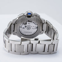 Load image into Gallery viewer, Cartier Ballon Bleu Chronograph Stainless Steel 44mm (W6920002) - Boston