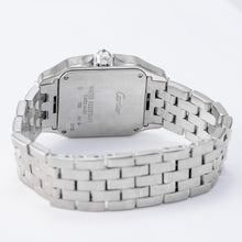 Load image into Gallery viewer, Cartier Santos Demoiselle Diamond Bezel White Gold 26mm x 26mm (WF9004Y8) - Boston